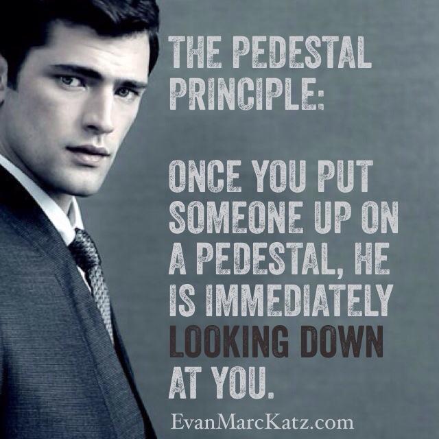 Pedestal Principle