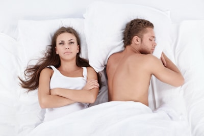 Men Say No to Sex More Than You Think