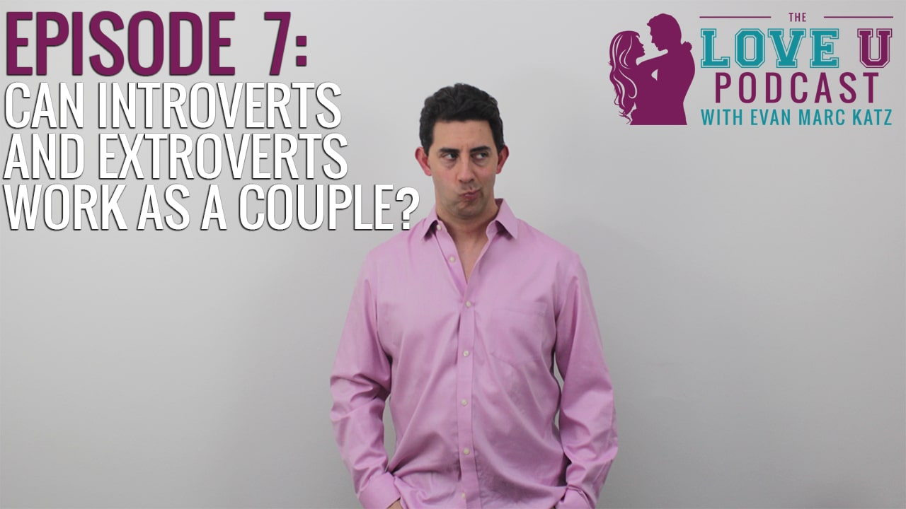 Can Introverts and Extroverts Work as a Couple?