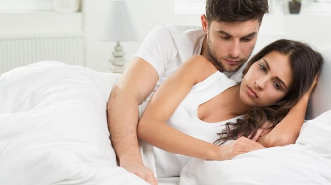 How Can I Get My Boyfriend to Understand I Love Him But Don't Always Want to Have Sex