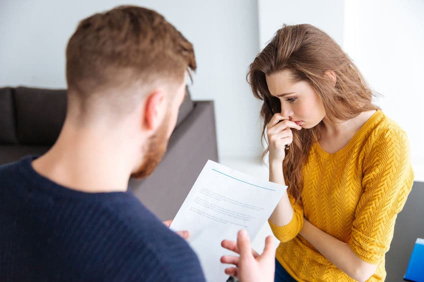 money causes problems in relationships