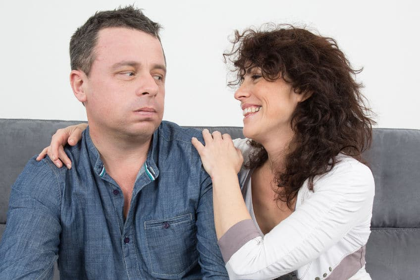 guy not feeling a chemistry with the woman