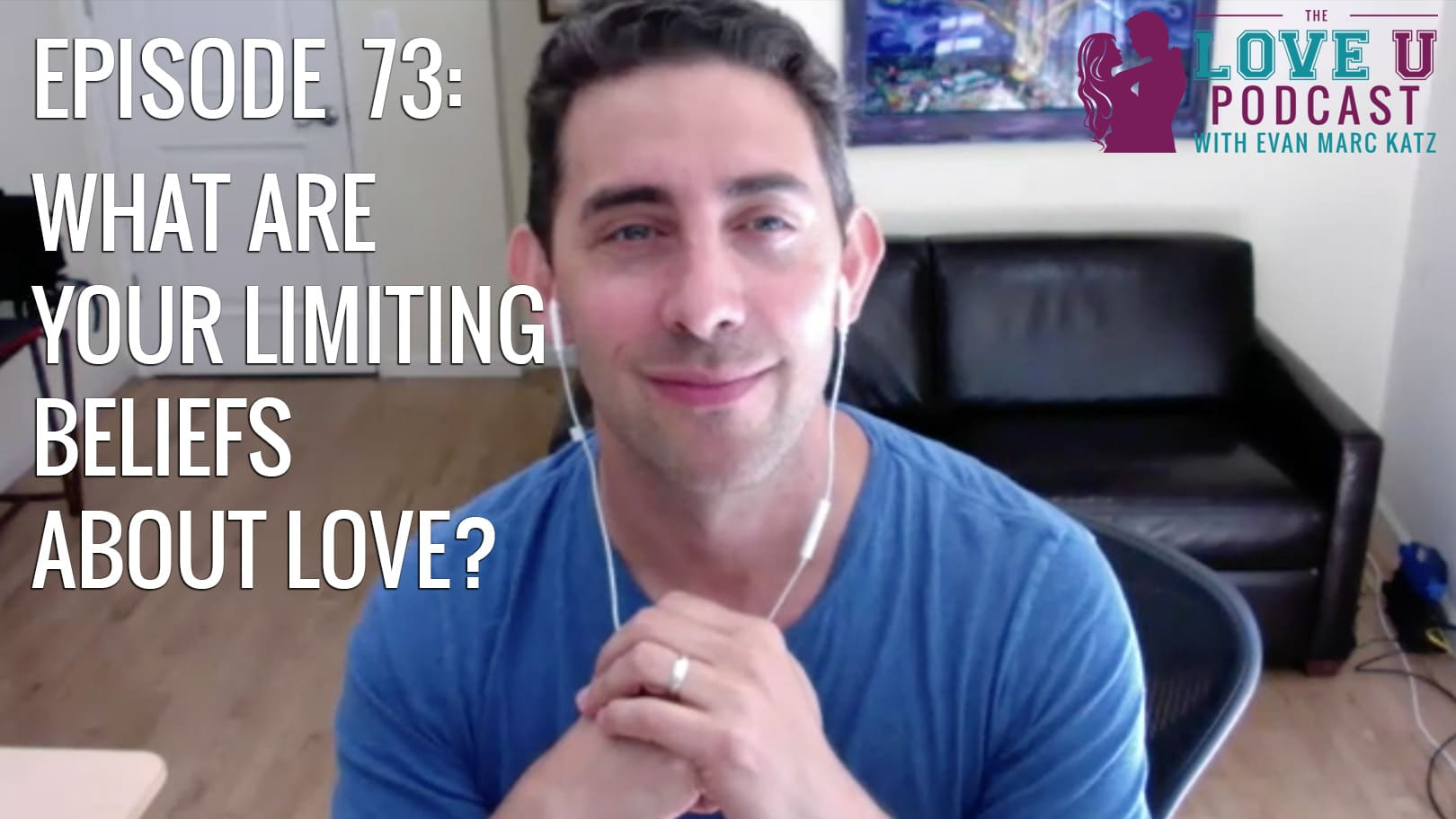 Our interview with Evan Marc Katz the dating coach