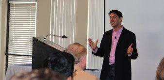 Evan Marc Katz as a speaker