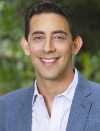 dating coach Evan Marc Katz smiling