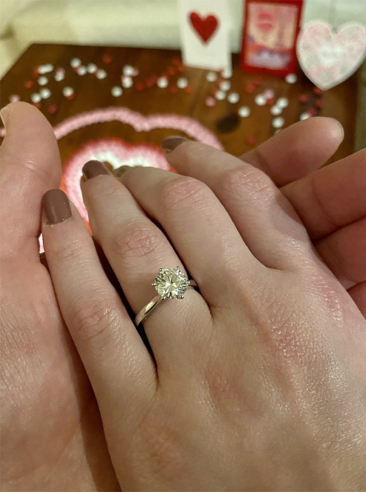 engagement ring success stories