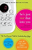 He's not just Into You book by Greg Behrendt, Lit Tuccillo