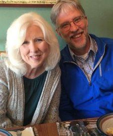 Love u success story of older couple smiling