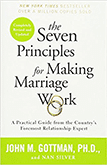 """""""The Seven Principles for Making Marriage Work"""" by John Gottman"""