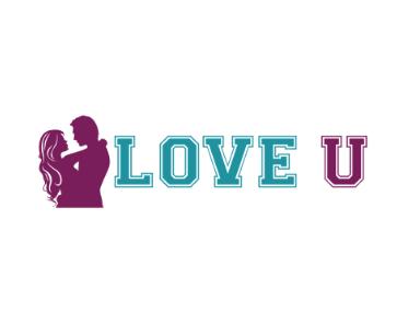 Love U logo by dating coach Evan Marc Katz