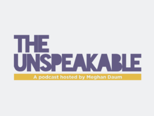 The Unspeakable podcast logo