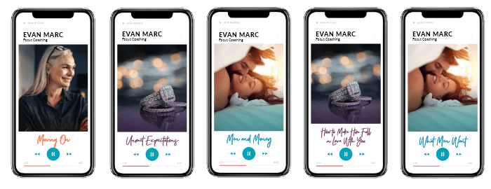 dating coach Evan Marc Katz focus coaching