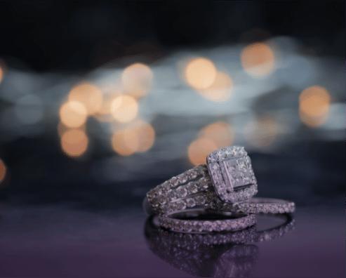 Love U success story - beautiful engagement ring