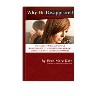 """""""Why He Disappeared"""" Book by Evan Marc Katz"""